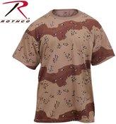 Rothco Camo T-Shirts, - 2X Large
