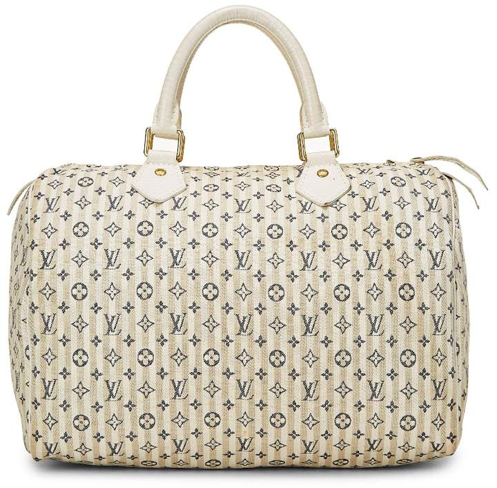 8a6e6fb094f3 Louis Vuitton Mini Lin - ShopStyle