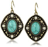 Jessica Simpson Turquoise Drop Earrings