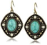 Jessica Simpson Turquoise Drop Earrings