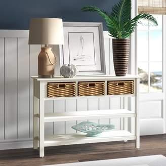 "Beachcrest Home Hampton 44"" Console Table"