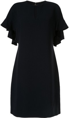 Elie Tahari Theodore crepe dress