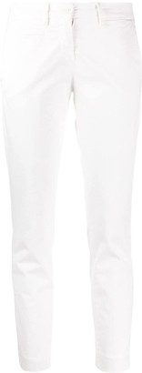 Peuterey Cropped Skinny Trousers