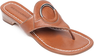 Bernardo Gail Leather Sandal
