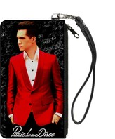 Buckle-Down Unisex-Adult's Canvas Coin Purse Panic at The Disco