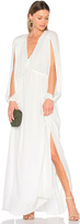 Erin Fetherston Lotus Queen Maxi Dress