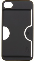 Nixon Carded Phone Case (Black) - Bags and Luggage