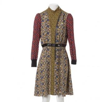 Louis Vuitton Multicolour Cotton Dresses