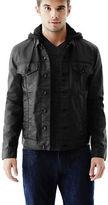 GUESS Men's Rakim Denim Jacket