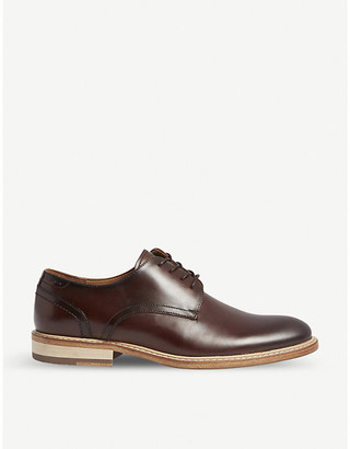 Aldo Galeri leather Derby shoes
