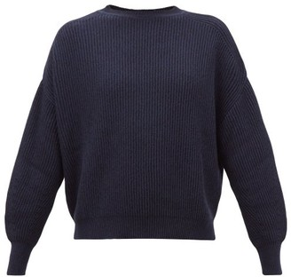MAX MARA LEISURE Elisir Sweater - Womens - Navy