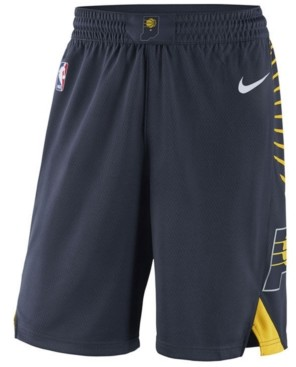 Nike Men's Indiana Pacers Icon Swingman Shorts