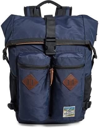 Polo Ralph Lauren Lightwieght Mountain Rolltop Backpack