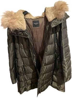 Max Mara Weekend Khaki Coat for Women