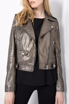 Tigha Galaxia Metallic Jacket