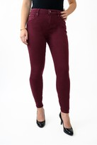Curve Appeal Skinny Compression Jeggings