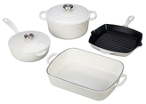 Le Creuset 6 Piece Signature Set