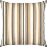 Elaine Smith Moda Stripe Dune Indoor/Outdoor Accent Pillow