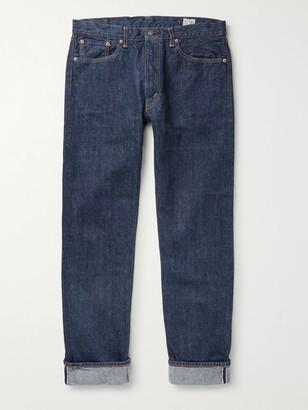 orSlow 107 Slim-Fit Selvedge Denim Jeans