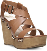 Fergalicious Libby Platform Wedge Sandals