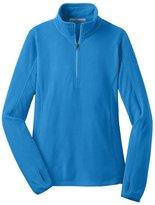 Port Authority Women's Microfleece 1/2 Zip Pullover - L224 2XL