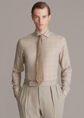 Ralph Lauren Glen Plaid Linen Twill Shirt