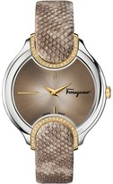 Salvatore Ferragamo Signature FIZ06 0015 Watches
