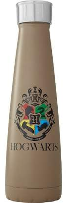 Swell Harry Potter S'ip by S'well 15oz Stainless Steel Hogwarts Water Bottle Brown