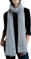 Hat Attack Long Scarf, Charcoal (Stylist Pick!)