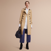 Burberry The Chelsea - Extra-long Heritage Trench Coat