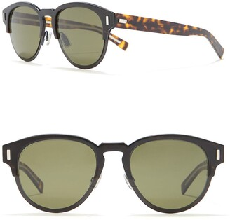 Christian Dior 52mm Oval Sunglasses