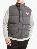 Canada Goose Grey Freestyle Vest
