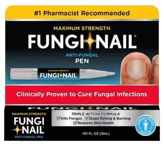 Fungi Nail Fungi-Nail Pen Applicator Anti-Fungal Solution - 0.101 fl oz