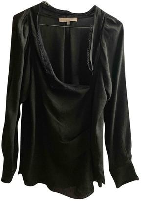 Vanessa Bruno Khaki Cotton Top for Women