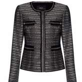 Nissa - Office Jacket with Front Zippers