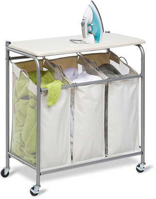 Honey-Can-Do Ironing And Sorter Laundry Center