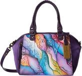 Anuschka 561 Mini Convertible Satchel Tote Handbags