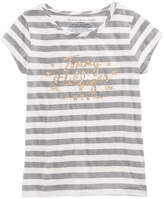 Tommy Hilfiger Cotton Signature T-Shirt, Big Girls