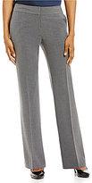 Alex Marie Modern Bi-Stretch Straight-Leg Pant