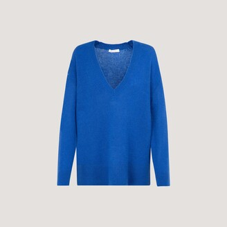 The Row V-Neck Knitted Jumper