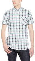 Kenneth Cole Reaction Men's Ss Plaid, Value Not Found