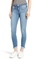 Band of Gypsies Women's Crop Skinny Jeans