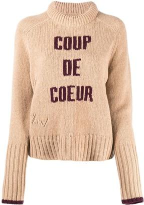 Zadig & Voltaire Coup De Coeur jumper