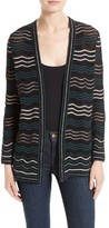 M Missoni Women's Ripple Dot Cardigan