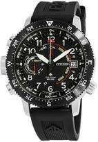 Citizen Promaster Altichron BN5058-07E Stainless Steel / Silicone with Black Dial 45mm Mens Watch