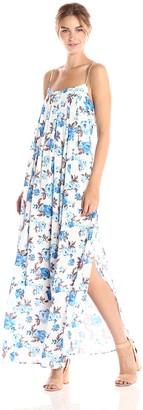Ark & Co Women's Floral Sleeveless Maxi Dress