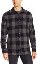 Metal Mulisha Men's Plus Size Explicit Flannel Shirt
