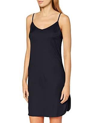 Palmers Women's Unterkleid Silky Touch Full Slip, (Black 900), UK