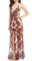 Finders Keepers Spectral Lace Gown