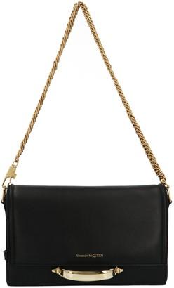 Alexander McQueen The Story Chain Strap Shoulder Bag